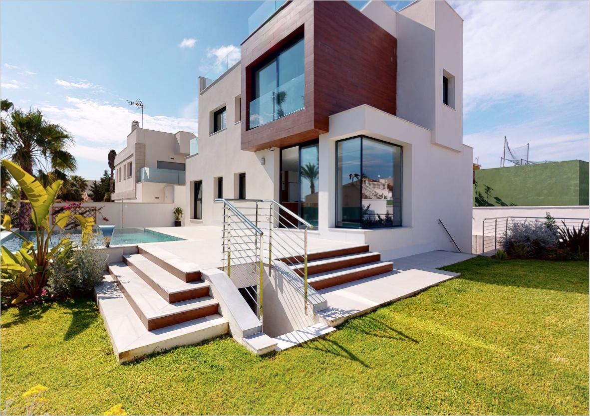 Villa in Torrevieja - Nieuwbouw - Van Dam Estates