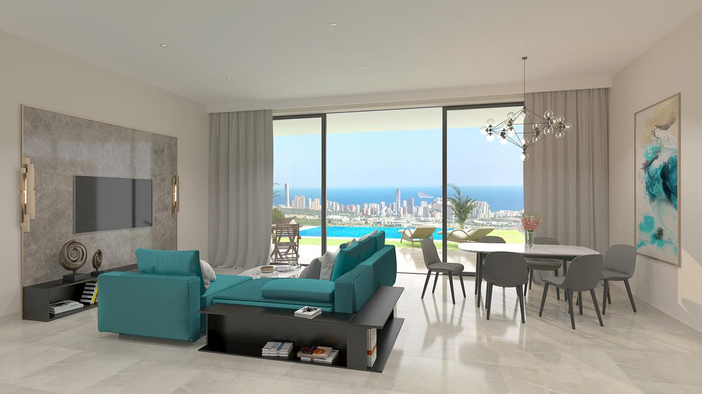 Villa in Finestrat - Bestaande bouw ?> - Van Dam Estates