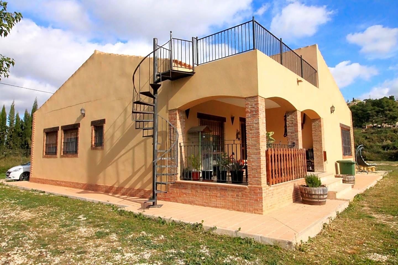 Villa in Aspe - Bestaande bouw - Van Dam Estates