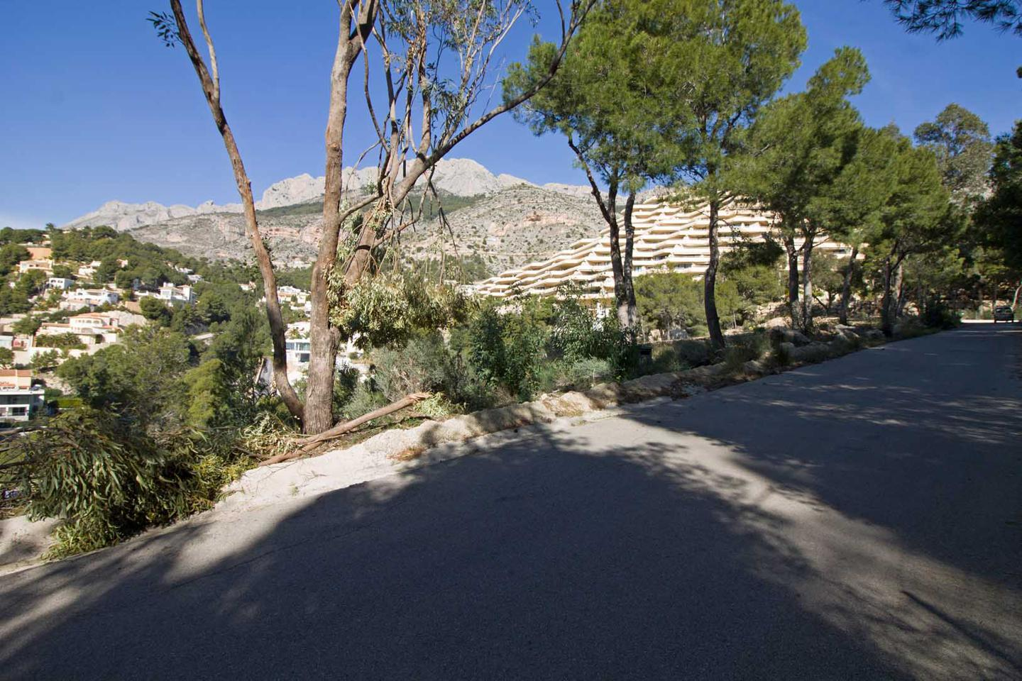 Land in Altea - Resale - Van Dam Estates