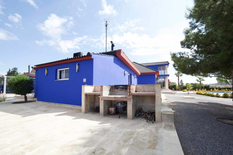 Detached Villa in Aspe - Resale - Van Dam Estates