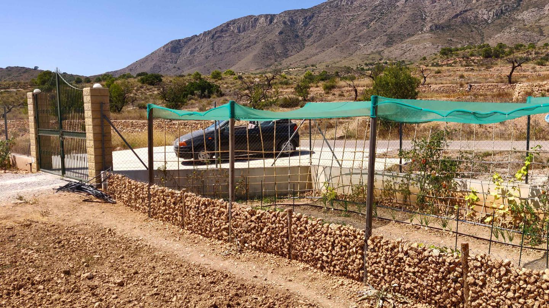 Chalet independiente en Hondon De Las Nieves - Reventa - Van Dam Estates