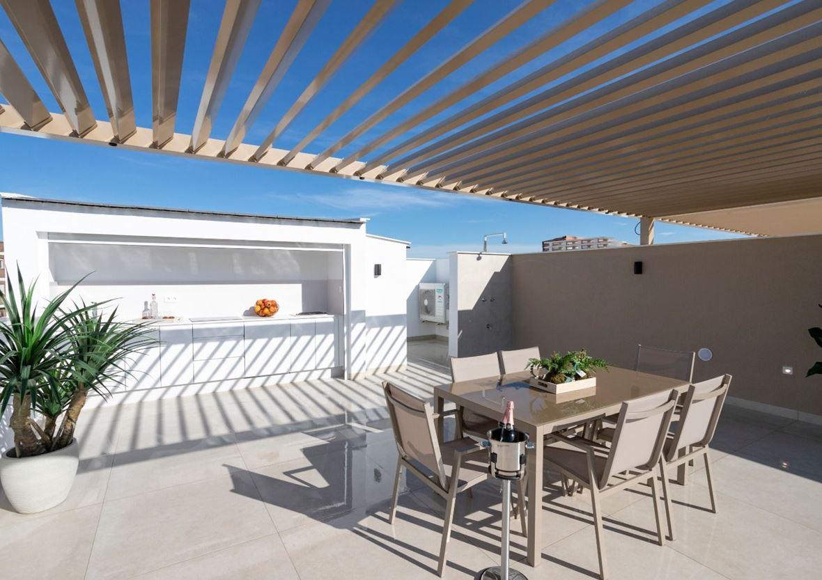 Appartement in San Pedro del Pinatar - Nieuwbouw - Van Dam Estates