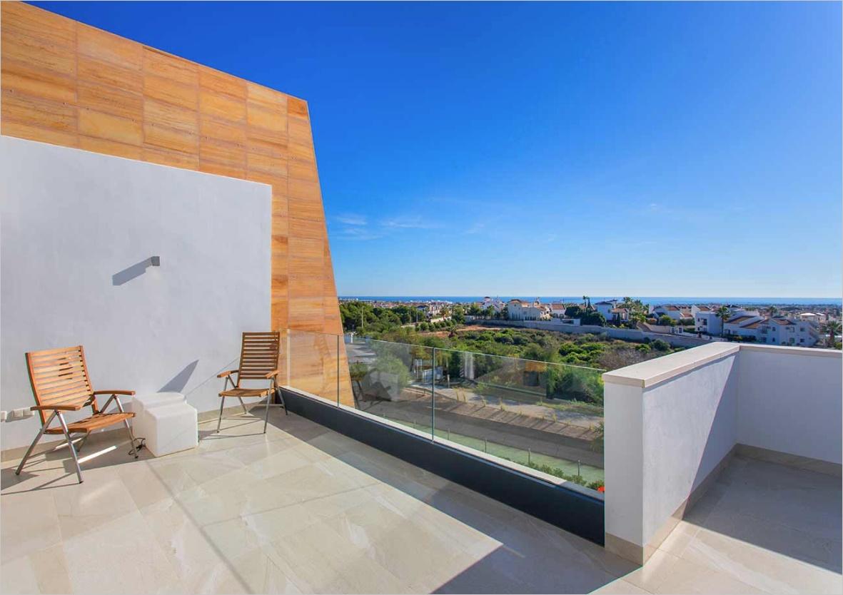 Penthouse in Orihuela - Nieuwbouw ?> - Van Dam Estates