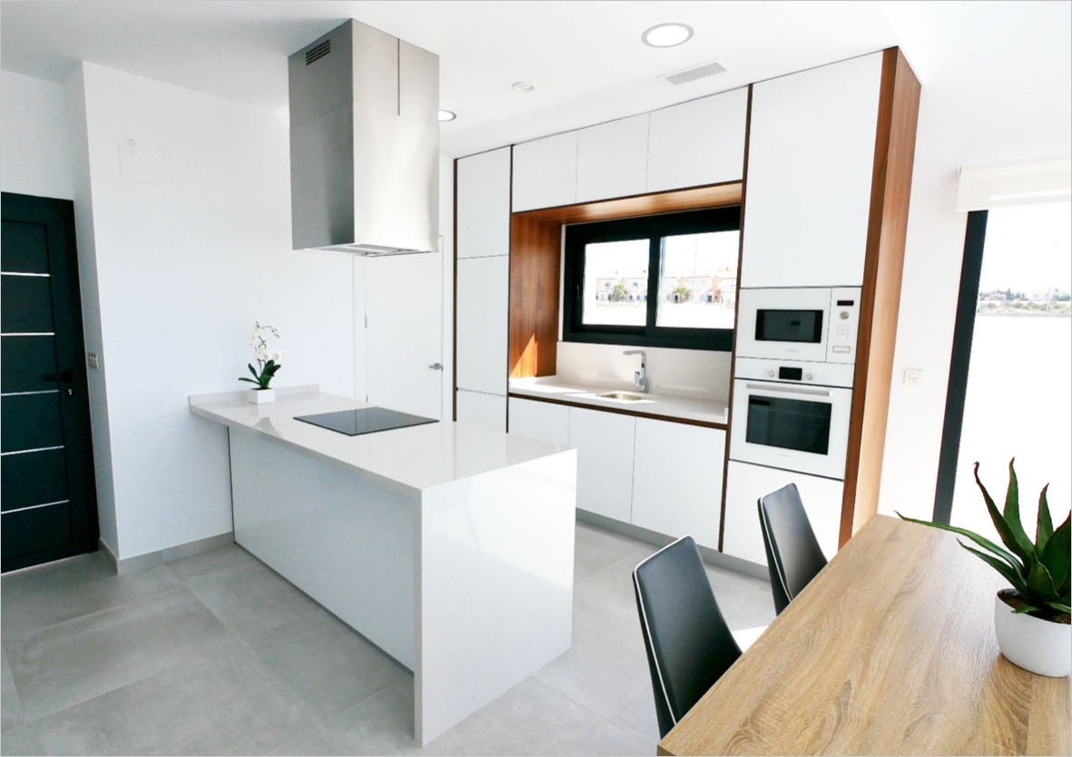 Villa in Rojales - Nieuwbouw ?> - Van Dam Estates