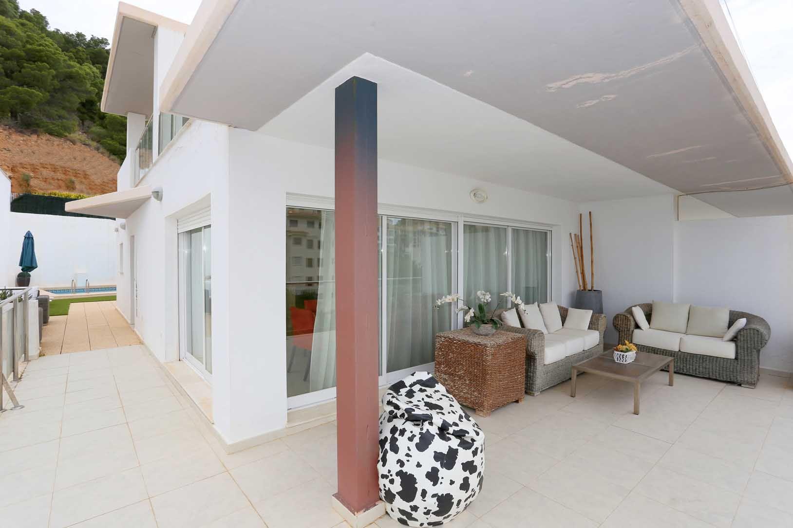Villa in Altea - Bestaande bouw - Van Dam Estates
